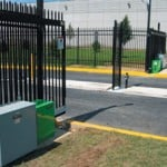 Commercial gate repair