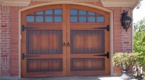 Westlake Village, Santa Barbara Decorative Garage Door Hardware