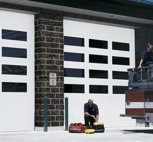 Buellton Carpinteria Goleta Sectional Overhead Door Guadalupe Montecito San Luis Obispo Commercial Overhead Door