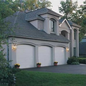 Masterpiece steel garage doors for Goleta, Guadalupe and Montecito